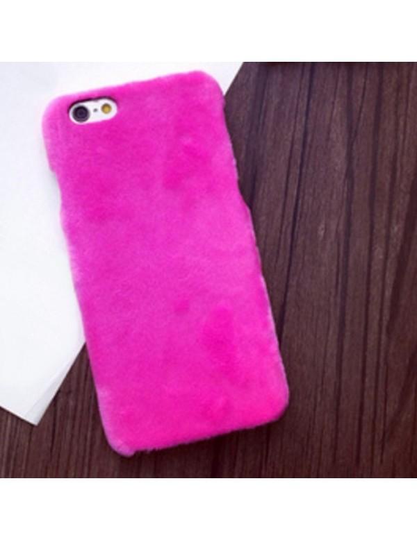 coque iphone 6 fourure