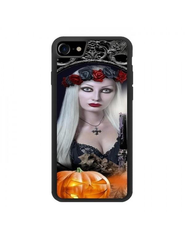Coque iPhone 7/8 sorcière sexy halloween