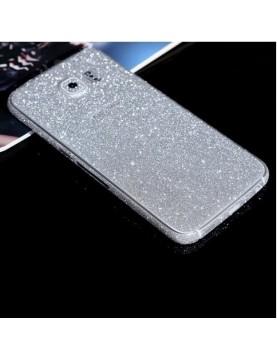 Stickers-gris-argent-Samsung-galaxy-s6-edge-plus