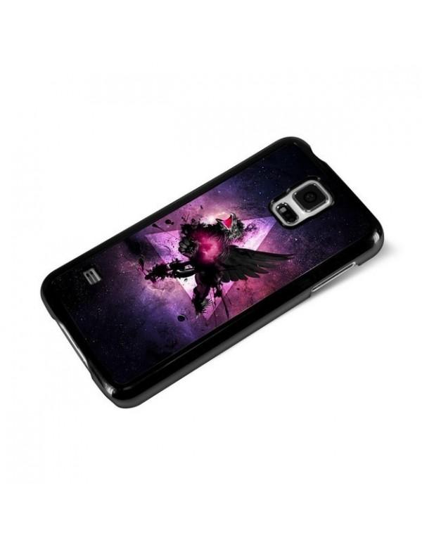 Coque samsung Galaxy S5 série Dark Raven