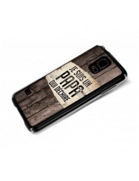 Coque Samsung Galaxy S5 Papa qui dechire