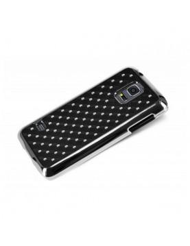 Coque-Samsung-Galaxy-S5-Mini-luxe-Noir-brillant