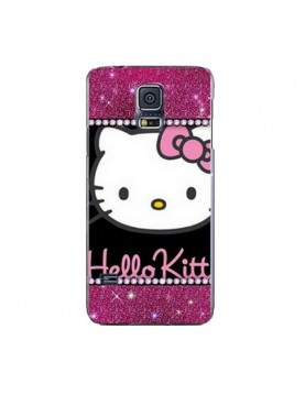Coque-Samsung-Galaxy-S5-Mini-Hello-Kitty-Rose