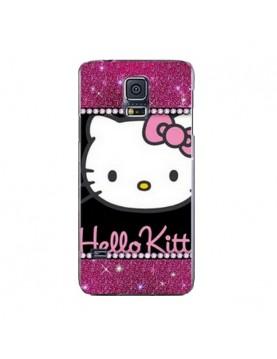 Coque-Samsung-Galaxy-S5-Mini-Hello-Kitty-Rose