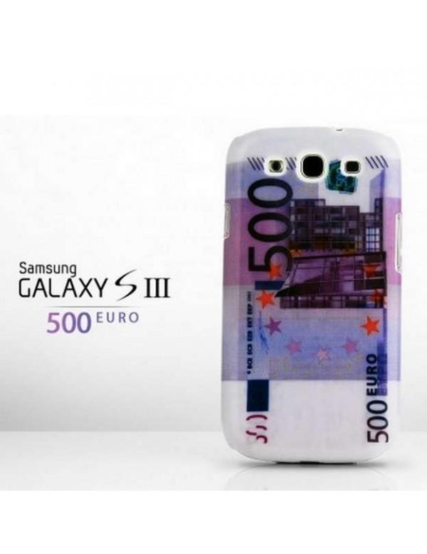 Coque Samsung Galaxy S3 imprimée 500 euro