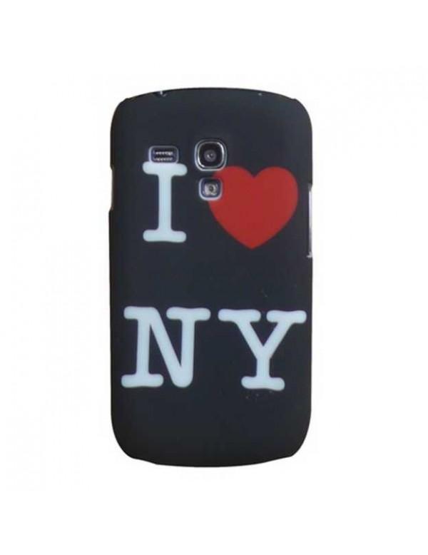 Coque rigide Samsung Galaxy S3 Mini i8190 New York