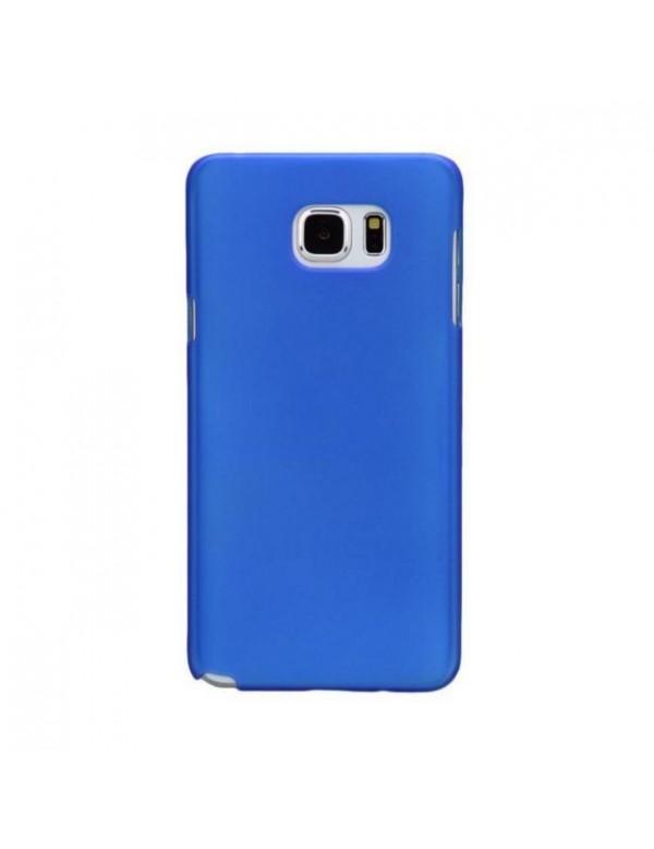 Coque rigide Samsung Galaxy Note 5 couleur Bleu