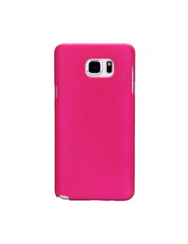 Coque rigide Samsung Galaxy Note 5 couleur Rose