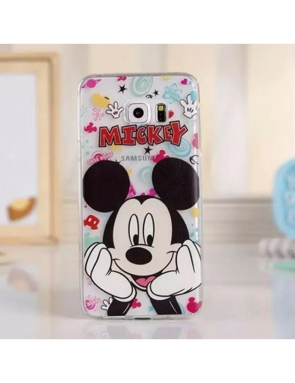 Coque souple Mickey pour Samsung Galaxy Note 5