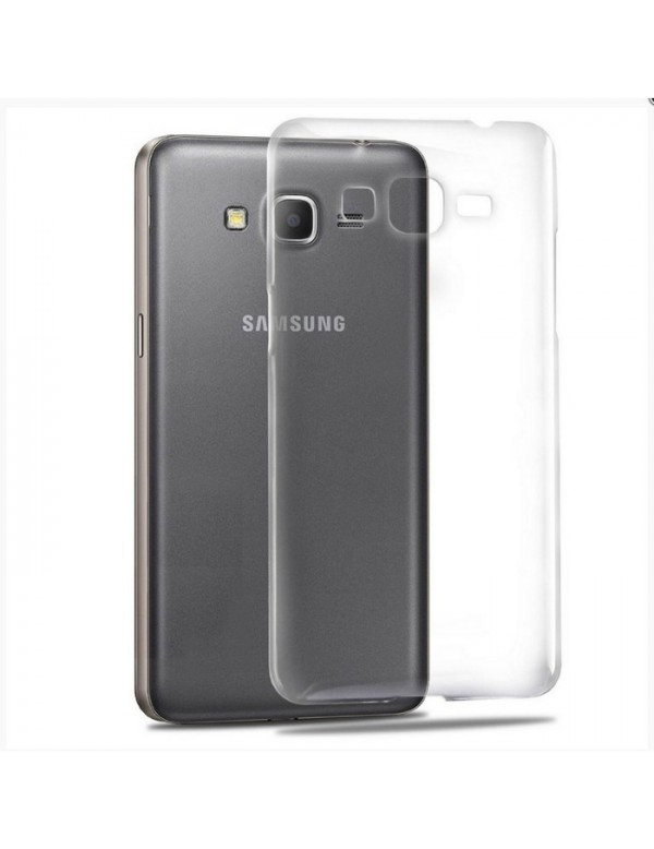 Coque silicone Samsung Galaxy Grand Prime/Grand Prime VE - Transparent