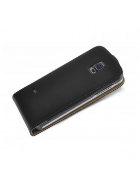 Etui-clapet-Samsung-Galaxy-S5-Mini-business-noir