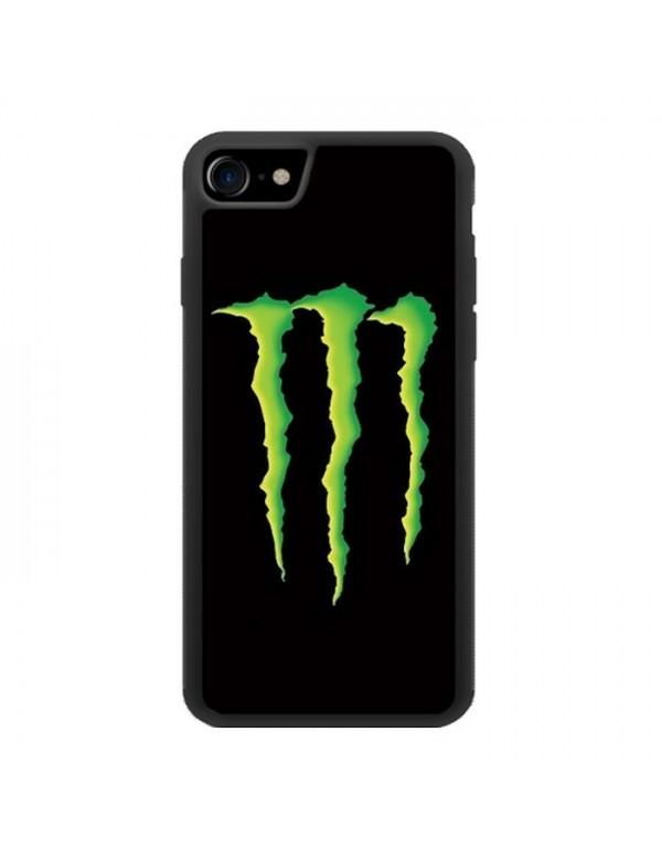 Coque anti-chocs noir pour iPhone 7/8 - Monster