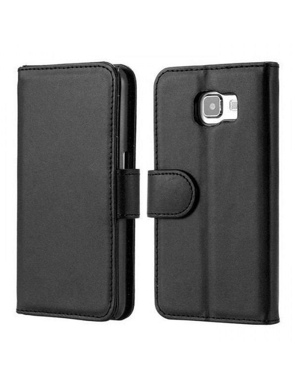 Étui portefeuille Samsung Galaxy S6 noir
