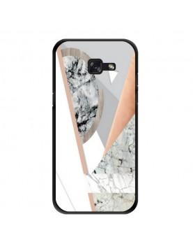 Coque Samsung Galaxy A5 2017 - Finition effet marbre abstrait