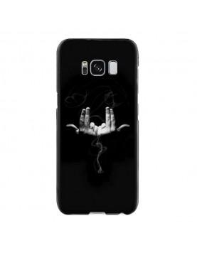 coque-Samsung-Galaxy-S8-Geste-rappeur-Jul-swag