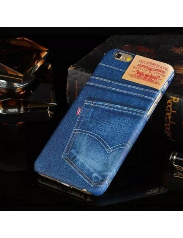 iPhone 6 plus/6S plus coque rigide jeans Levi Strauss & CO