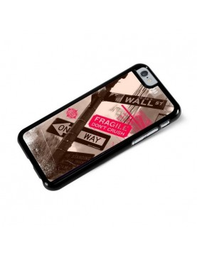 Coque iPhone 6/6S - Vintage Wall Street