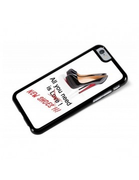 Coque iPhone 6/6S - Motif:...
