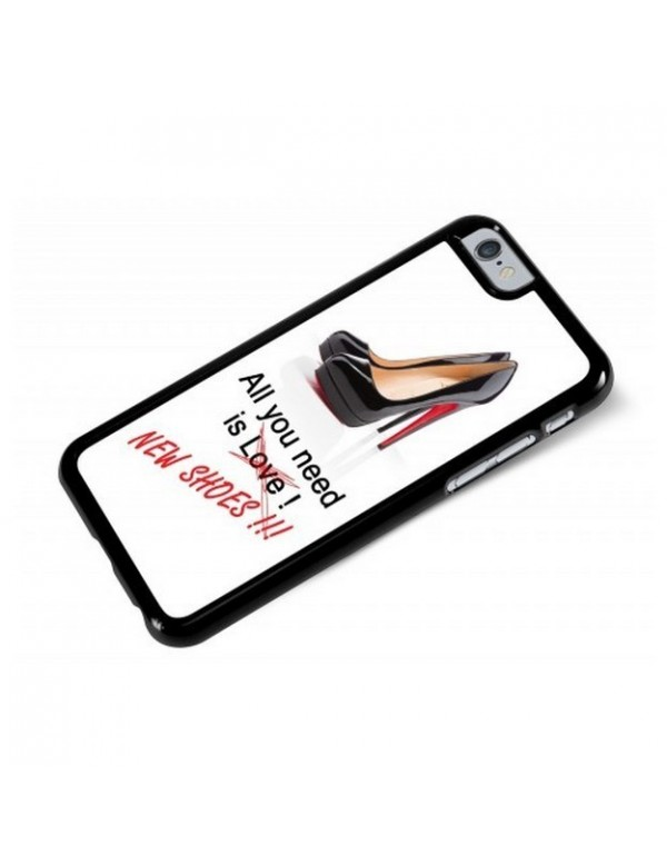 Coque iPhone 6/6S - Motif: New Shoes