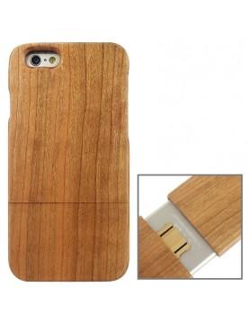 Coque iPhone 6/6S - Bois en Pin véritable