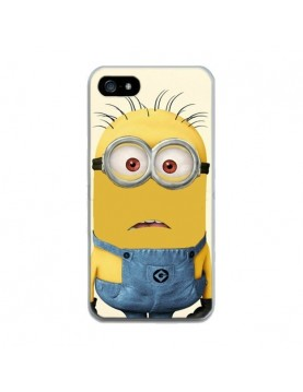 Coque iPhone 6/6S Un adorable Minion triste