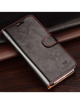 étui-portefeuille-Samsung-Galaxy-S7-noir-support-voiture-vue-3