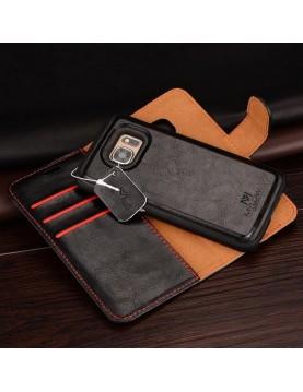 Étui portefeuille iPhone 5/5s/se avec support voiture-vue-int