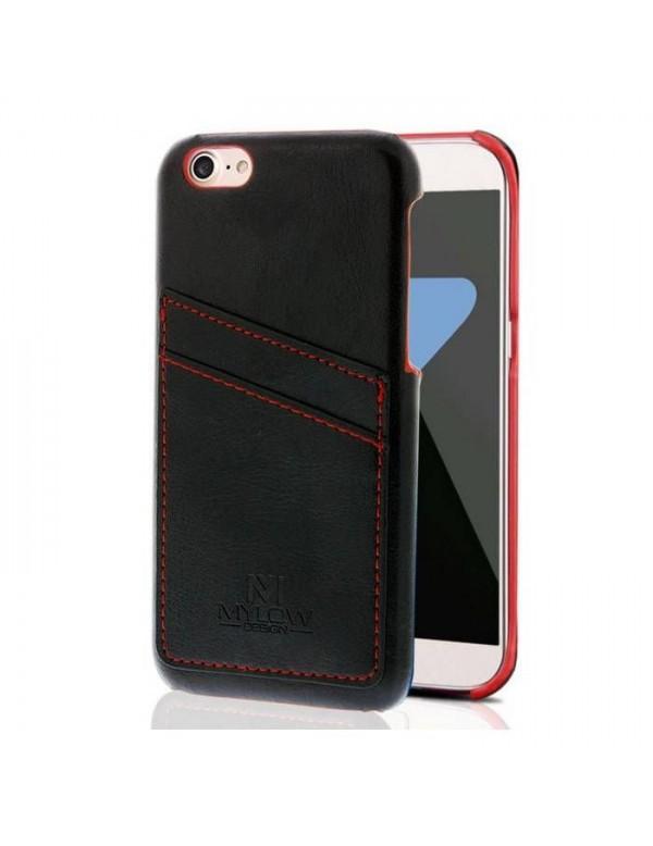 Coque Mylow Design pour iPhone 6/6S - Noir