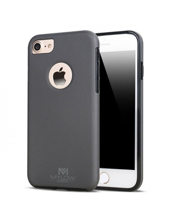 Coque Mylow Design iPhone X/XS - 360° - Gris sidéral