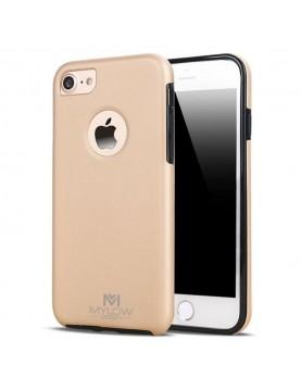 Coque Mylow Design iPhone X - 360° - Or