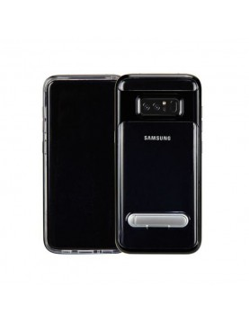 Coque-silicone-Bumper-Luxury-Samsung-Galaxy-Note-8-Noir