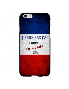 Coque-iPhone-6-6S- J'peux-pas-j'ai-coupe-du-monde-2018-France