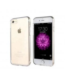 Coque iPhone 7 Plus/8 Plus en silicone transparente ultra fine