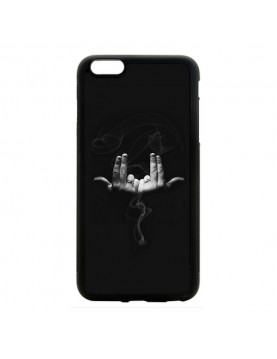 Coque rigide iPhone 6/6S - Geste rappeur Jul