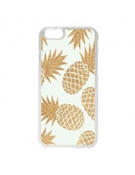 coque-iPhone-6-6s-ananas-contours-blancs