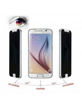 Film Anti-Espion en verre trempé incassable pour Samsung Galaxy S5