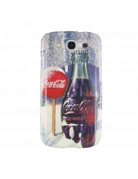 coque-rigide-Samsung-Galaxy-s3-Coca-Cola-frozen-bottle