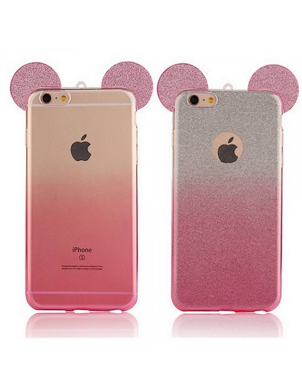 coque iphone 8 plus oreille de mickey