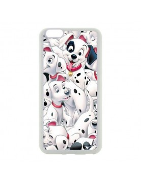 Coque rigide iPhone 6/6S -  les 101 dalmatiens