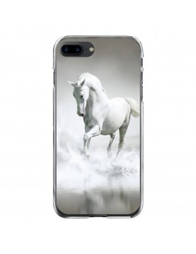 Coque-rigide-iPhone-7-plus-8-plus-cheval-blanc-mer