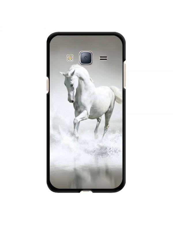 coque cheval samsung galaxy j3 2016