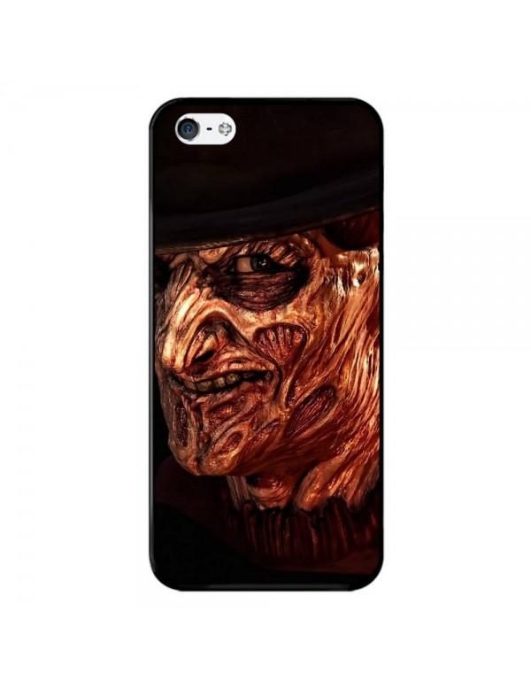 Coque iPhone 5/5S et SE - Freddy Krueger des Griffes de la nuit - Collection Halloween