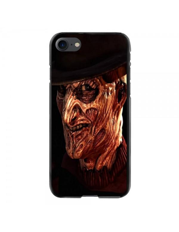 Coque iPhone 7 et 8 - Freddy Krueger des Griffes de la nuit - Collection Halloween