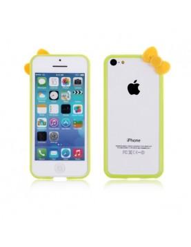 Bumper plastique iPhone 5C...