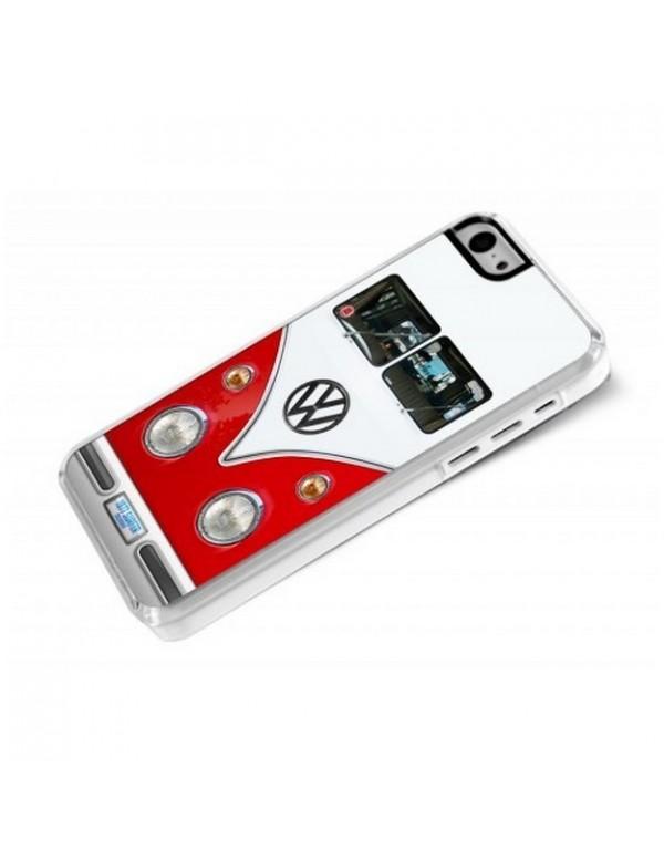iPhone 5C Combi Volkswagen Rouge et Blanc