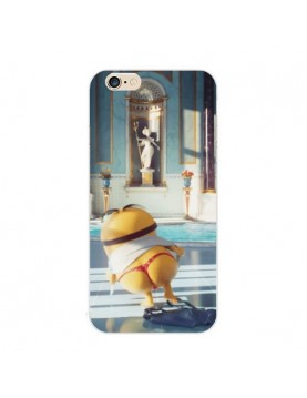iPhone 5C coque souple minion en string