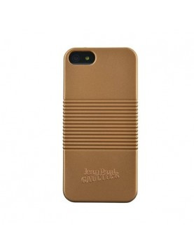 Coque rigide Jean Paul Gaultier iPhone 5/5S/SE - Couleur Or