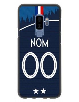 Coque-Samsung-Galaxy-S9-Plus-Coupe-du-monde-2018-Maillot-domicile