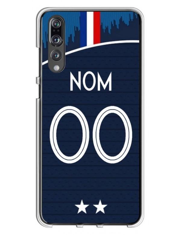 Coque coupe du monde 2018 Huawei P20 Pro personnalisable - Domicile