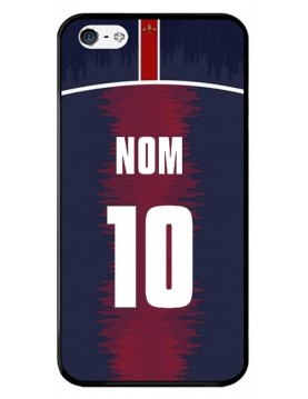 Coque-Football-personnalisable-iPhone-5-5S-SE-Paris-Domicile
